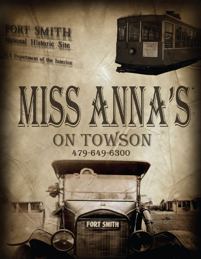 Miss Anna's on Towson